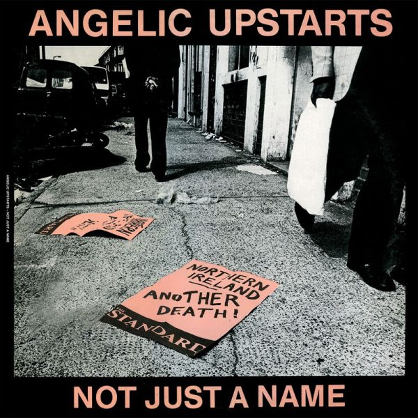 EP Angelic Upstarts - Not just a name
