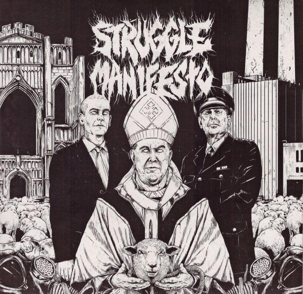EP Struggle Manifesto - s/t
