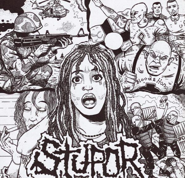 EP Stupor / Harum Scarum - split