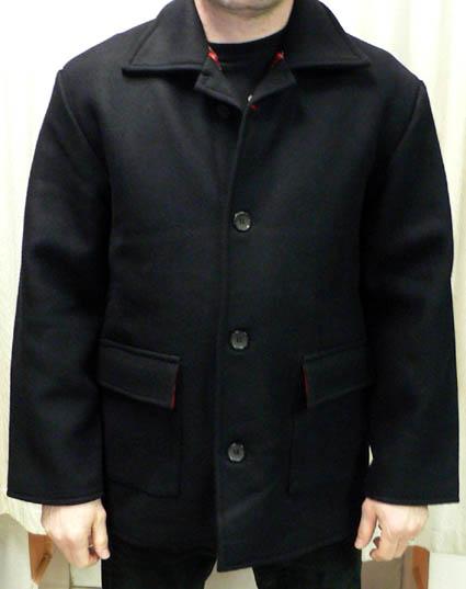 Kabát Donkey - Tartan