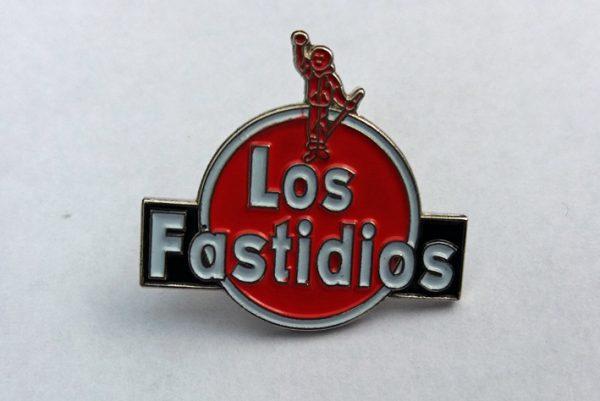 Kovový odznak Los Fastidios - Havanna