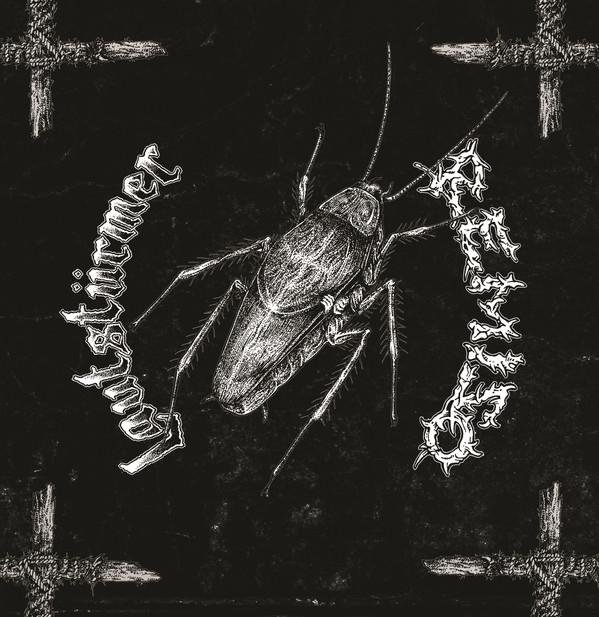 LP  Lautstürmer / Remiso – split LP