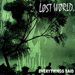 LP Lost World - Everything's Said