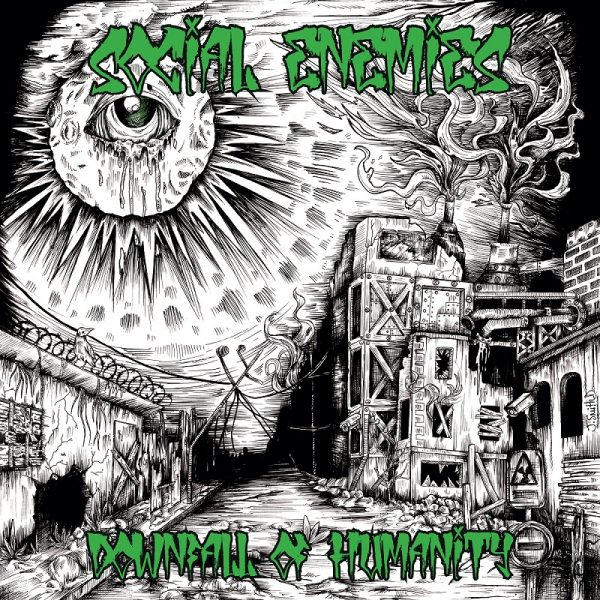 LP Social Enemies - Downfall of humanity