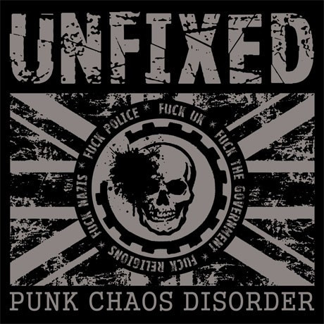 LP  Unfixed  ‎– Punk Chaos Disorder