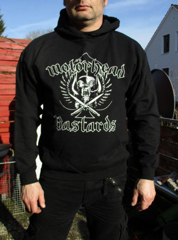 Mikina s kapucí Motorhead - Bastards