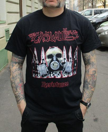 Tričko Casualties - Resistance