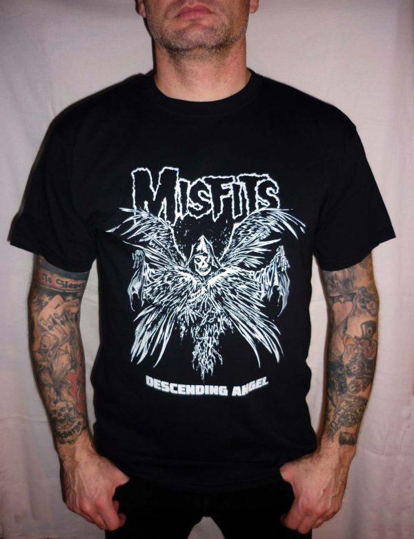 Tričko Misfits - Angel