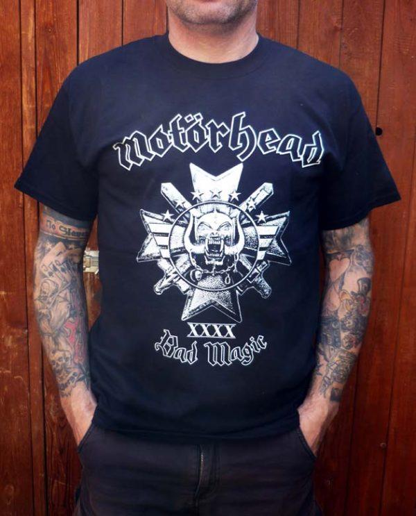 Tričko Motorhead - Bad Magic