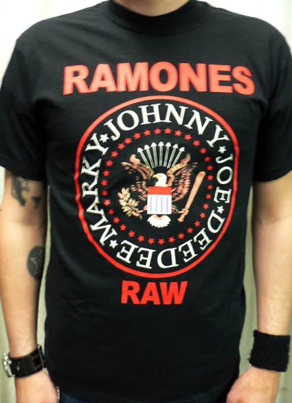Tričko Ramones - Logo