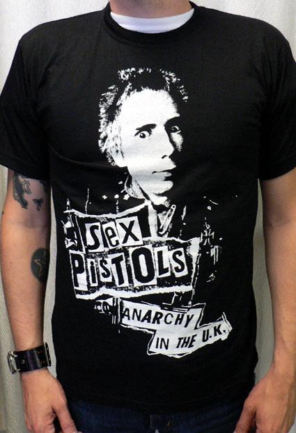 Tričko Sex Pistols - Anarchy