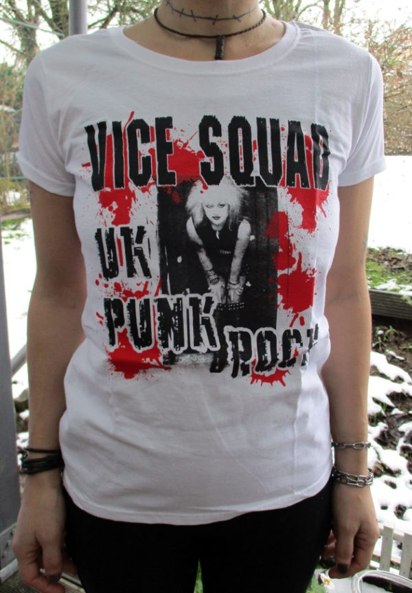 Tričko Vice Squad - UK punk rock