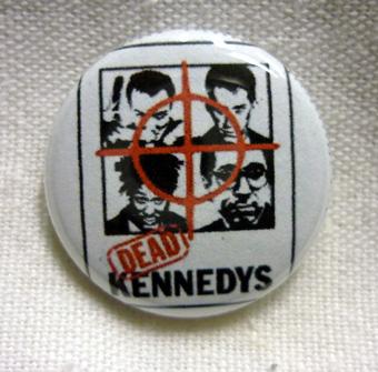placka Dead Kennedys - target