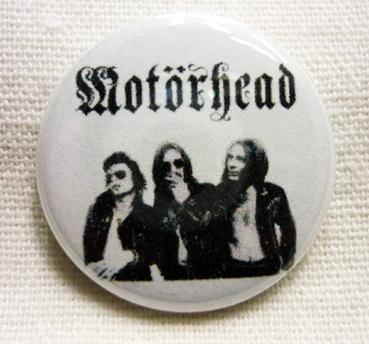 placka Motorhead - White Line Fever