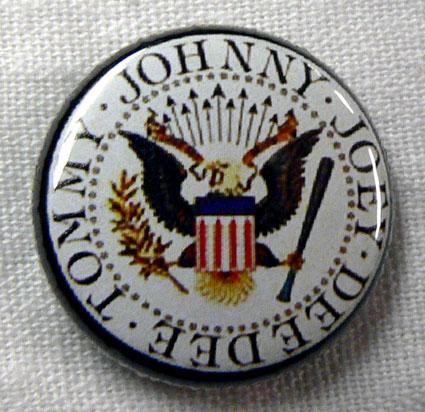 placka Ramones - logo