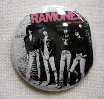 placka Ramones - rocket